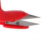 Nůžky na ostříhávání lístků plastové