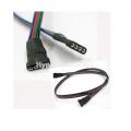 Propojovací kabel pro RGB LED pásky SMD3528, SMD5050