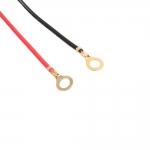 Propojovací kabel s pojistkou a konektory