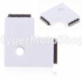 4-Pin konektor L pro LED pásek RGB SMD 5050, 3528