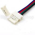 Propojovací konektor pro LED pásek RGB SMD 5050, 3528
