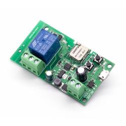 WiFi spínač s prodlevou Sonoff 5V/7-32V