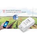 Sonoff G1 - GPRS/GSM Dálkově ovládaný spínač
