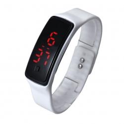 Sportovní hodinky unisex - digitální led