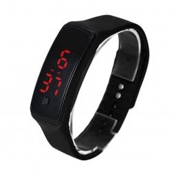 Sportovní hodinky unisex - led digitální