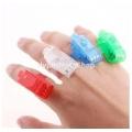 Svítící prsty - led na ruku