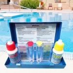 Bazénová sada na měření pH a CL