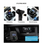 Transmitter do auta, HandsFree Bluetooth, USB nabíječka 3.1A