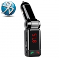 Bluetooth transmitter do auta s handsfree