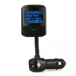 Bluetooth fm transmitter s handsfree do auta