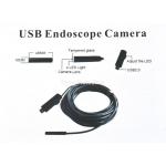 Vodotěsná USB mini kamera, endoskop 5m