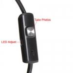 USB endoskop pro Android a počítač s osvětlením 5m