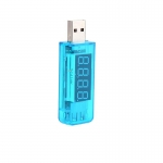 USB Voltmetr a Ampérmetr (napětí a proud)