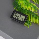 Malý digitální vlhkoměr s LCD displejem