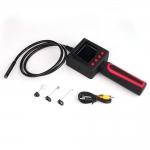 LCD endoskop 10mm, husí krk, LED, voděodolný