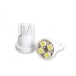 Auto LED žárovka W5W T10 4xSMD