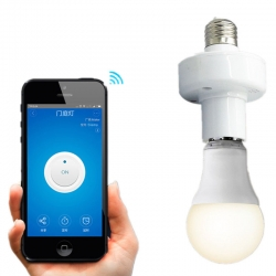 WiFi chytrá objímka pro ovládání světla ITEAD Sonoff E27