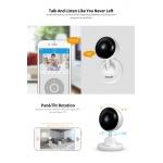 Wifi IP mini kamera Sricam, mikrofon, noční vidění
