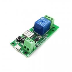 WiFi modul Sonoff s výstupním RELE Pasiv na 12V