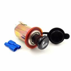 Žhavící auto-zapalovač do panelu 12/24V